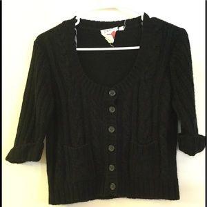 Derek Heart sweater top